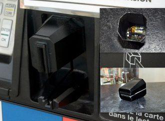 Fraudes par cartes bancaires – Une station-service de Drummondville déjoue le stratagème d'un fraudeur