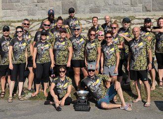 Drummondville complète une saison exceptionnelle à la Coupe du Québec de bateau dragon