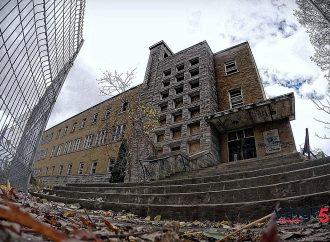 Qui achètera l'asile «hanté» de Sainte-Clothilde-de-Horton ?