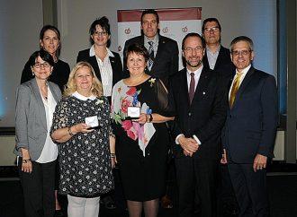 Récipiendaires de l'Ordre du mérite scolaire:  Des hommages pour Carmen Lemire et Lyne Bélanger