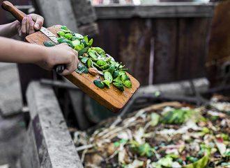 Drummondville lance la collecte des matières organiques auprès des industries, commerces et institutions