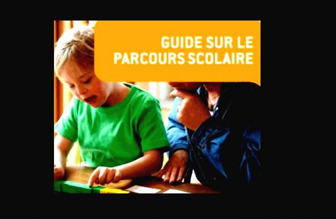 Nouvel outil pour les parents – Guide sur le parcours scolaire pour les parents d'un enfant handicapé