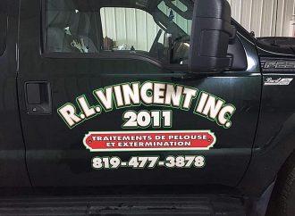 R.L. Vincent se fait voler trois camions d'arrosage
