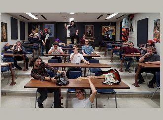 Les finissants du Département de musique du Cégep de Drummondville présentent leur spectacle de fin d'études le 29 novembre: «FAQUE C'EST ÇA»