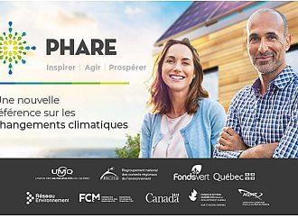 Questions climatiques-PHARE, huit mises en place d'initiatives locales sur une nouvelle plateforme en ligne