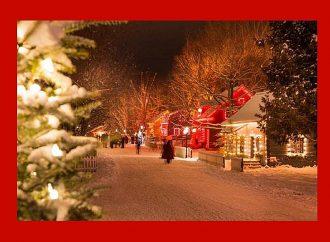 Le Village illuminé Desjardins du VQA de Drummondville débute le 7 décembre