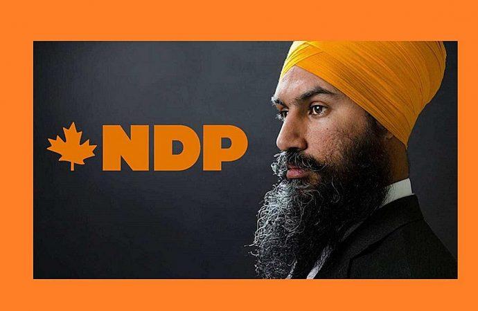 Le chef du NPD Jagmeet Singh sera de passage à Drummondville le 15 août