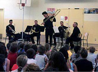 La série éducative Canimex–BRP de l'Orchestre symphonique de Drummondville rejoint plus de 4000 jeunes
