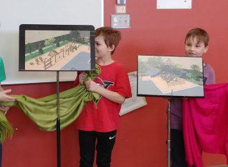 Mobilisation pour un parc-école novateur à l'école Saint-Charles