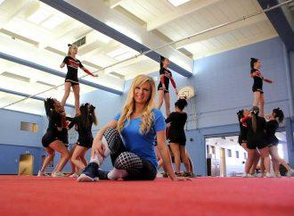 Une «cheerleader» 100 % Drummondvilloise joint l'équipe des Alouettes