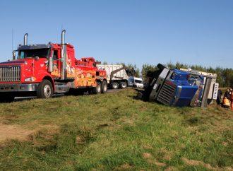 « Bête accident » près de Drummondville vers 4h30 ce lundi matin