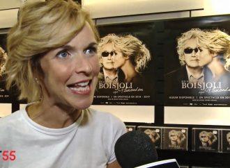 (Vidéo) Brigitte Boisjoli : Un «Signé Plamondon» tout chaud