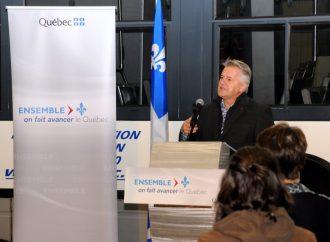 Investissement majeur en infrastructures scolaires: Injection de 6,6M$ à la Commission scolaire des Chênes