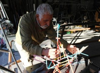 Vernissage chez Essarts pour le sculpteur Boutros Romhein ce 29 octobre