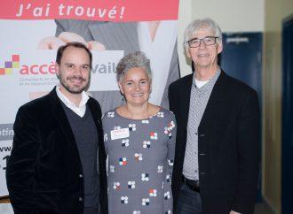 Bilan positif pour Accès-Travail de Drummondville