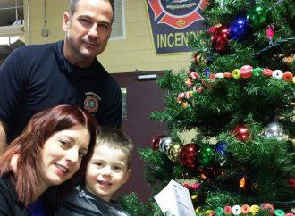 Campagne de jouets des pompiers de Drummondville: Des changements pour les petits