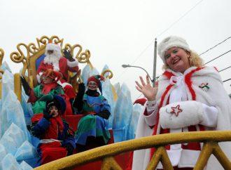 Défilé de Noël et Course des lutins du 25 novembre – Fermetures de rues pour la tenue de l'événement