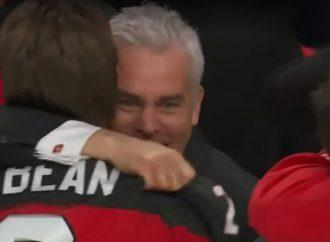 Championnat mondial junior de l'IIHF – Le Canada se mérite une 17e médaille d'or grâce au but de Steenbergen en fin de match