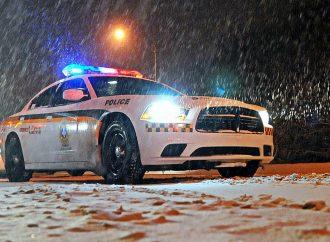 Parc industriel de Drummondville – Les policiers font avorter une tentative de vol d'équipements d'une valeur de 200 000 $