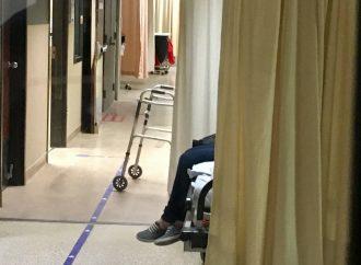 Débordement à l'Hôpital Sainte-Croix de Drummondville –  Un cri d'alarme des employés sur leur fatigue qui se fait sentir