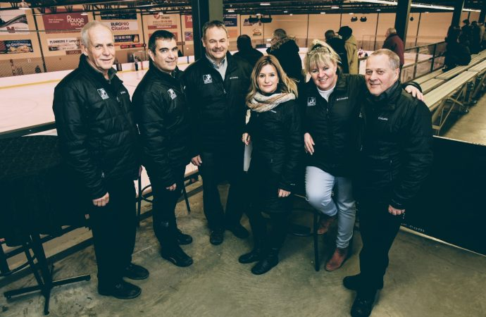 Tournoi midget de Drummondville – Beaucoup de hockey jusqu'au 14 janvier