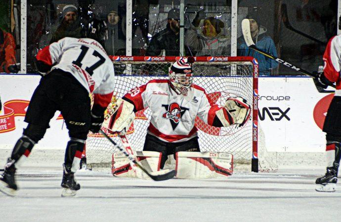 La Classique hivernale Canimex – Drummondville «marque» l'histoire du hockey d'une façon exceptionnelle