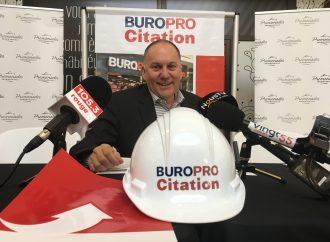 BUROPRO CITATION occupera les locaux de Sears aux Promenades Drummondville – Un investissement de 5 M$