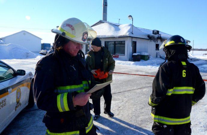 Incendie chez Prémeux pièces et accessoires – La thèse de l'incendie criminel est écartée
