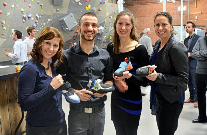 L'Escarpé fait son ouverture officielle et une présentation à la hauteur du premier centre d'escalade Drummondvillois