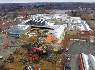 Reconversion du site industriel de la Fortissimo en écoquartier au cœur du centre-ville – Drummondville dépose sa candidature