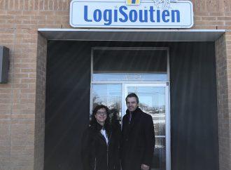 «LogiSoutien met l'aide à domicile à votre portée» – Sébastien Schneeberger