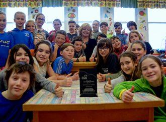 Reconnaissance provinciale pour une enseignante des plus engagées de la Commission scolaire des Chênes de Drummondville