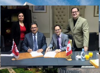 Visite éclaire en Tunisie – Alexandre Cusson et Martin Dupont en mission économique