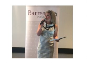 Me Julie Garneau élue Bâtonnière du Barreau d'Arthabaska