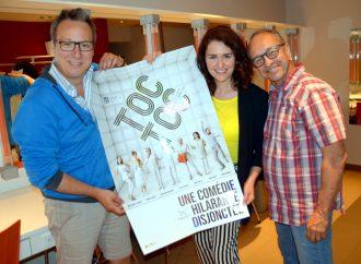 L'hilarante comédie TOC TOC débarque à Drummondville du 13 juillet au 25 août