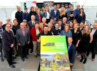 Dévoilement de la programmation touristique estivale 2018 à Drummondville