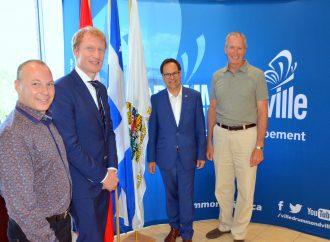 Une somme de 551 000 $ pour améliorer deux infrastructures sportives de Drummondville