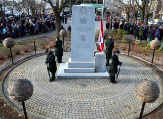 Le Jour du Souvenir souligné à Drummondville sous le signe de la fierté et reconnaissance