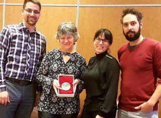 Le_SAE Centre-du-Québec, de concert avec le CEMEQ, remporte le prix Distinction 2018 décerné par Formation Québec en réseau