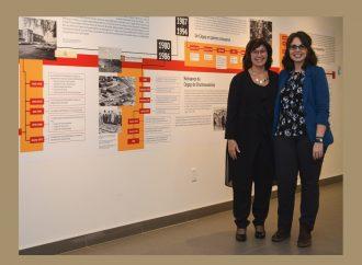 L'exposition «Créateur d'avenir: Le Cégep de Drummondville depuis 50 ans»