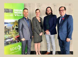 L'équipe de Tourisme & Grands événements s'agrandit avec la nomination de Julie Verreault et Alex Faucher