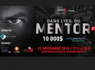 Pour la deuxième édition «Dans l'œil du Mentor», Ölistik, Groupe Axess, Ü Baby et Kombu affronteront les mentors