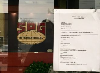 SPG de Drummondville se place sous la protection de la faillite-Difficiles moments pour les employés