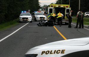 Un motocycliste perd la vie sur le chemin de l'Aéroport
