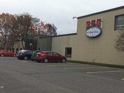 SPG International Ltée: Une fermeture annoncée et finale pour les 90 employés