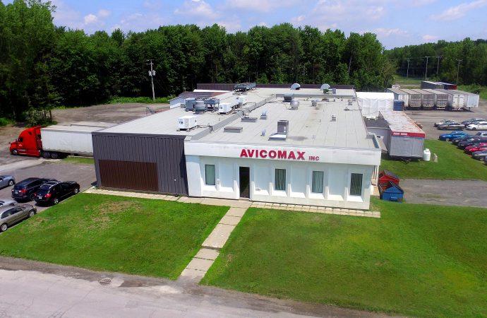 Les Aliments Maple Leaf conclut la vente de son usine de volaille située à Drummondville à Volaille Giannone