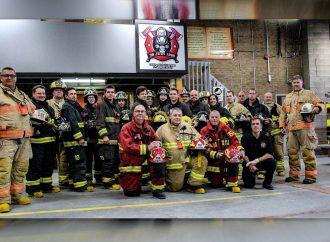 Les pompiers se souviennent