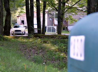 Opération policière de la Sûreté du Québec (SQ) à Lefebvre