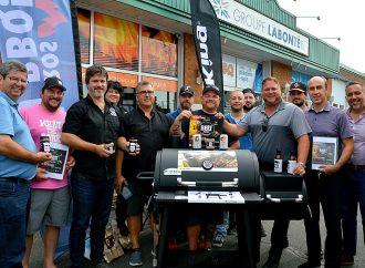 Première édition du «BBQ Fest de Drummondville 2018» le samedi 15 septembre