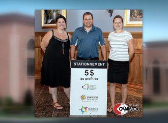Groupe Canimex généreux donateur au Festival de la Poutine de Drummondville